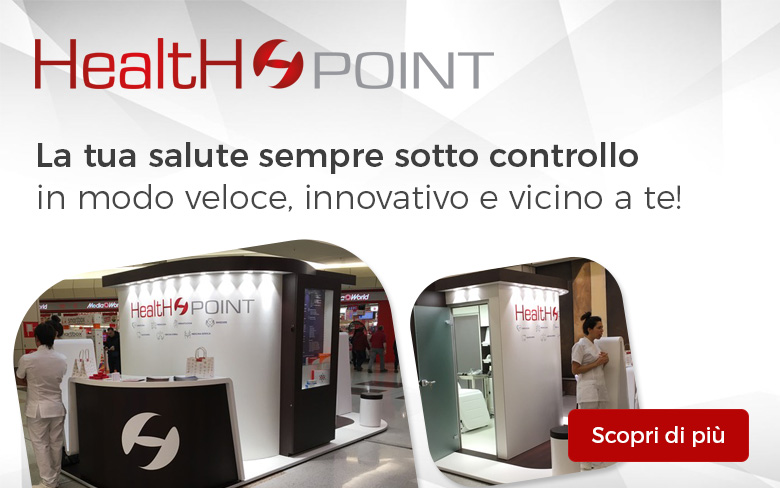 Health Point. Sanità leggera low cost
